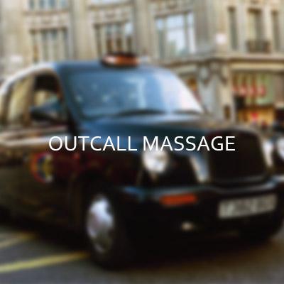 a London outcall massage