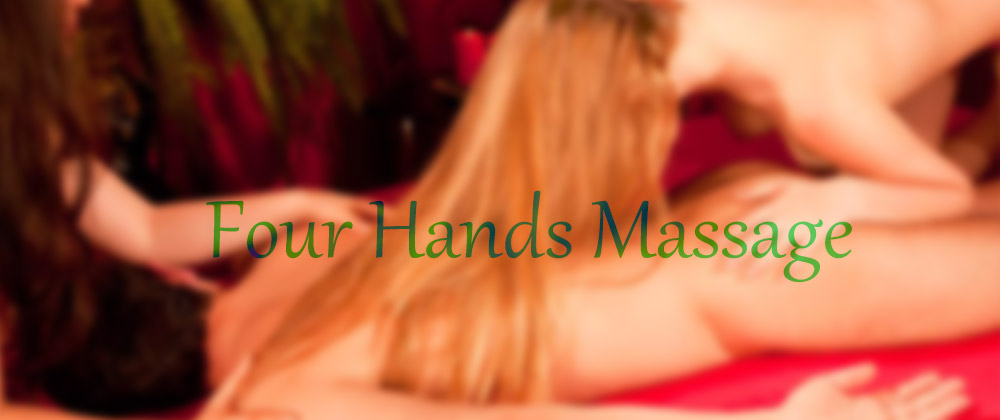 Four Hands Massage London